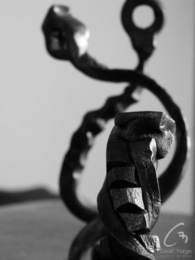 www.masseur-metal.fr - Geoffroy Weibel forgeron d'art, forge et metallerie contemporaine Strasbourg - creche de l'avent noel 2015 (2)