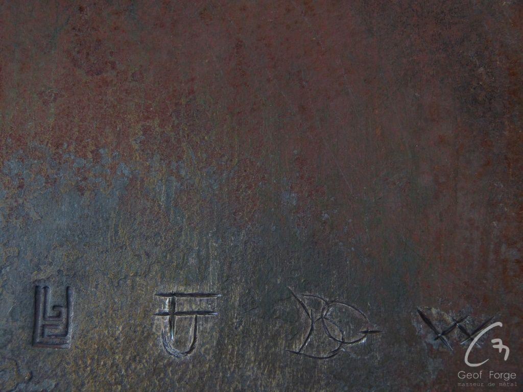 www.masseur-metal.fr - Geoffroy Weibel forgeron d'art, forge et metallerie contemporaine Strasbourg - Stia 2015 (15)
