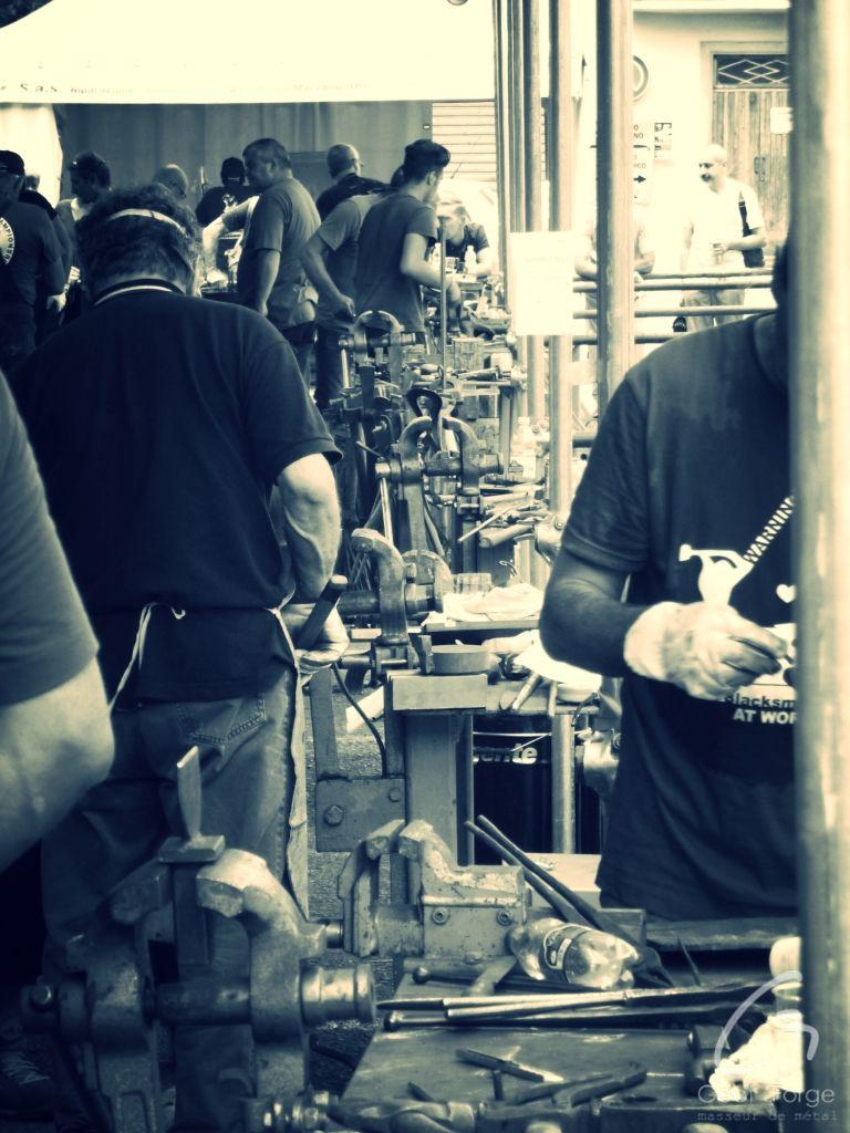 www.masseur-metal.fr - Geoffroy Weibel forgeron d'art, forge et metallerie contemporaine Strasbourg - Stia Italie 2015 (5)